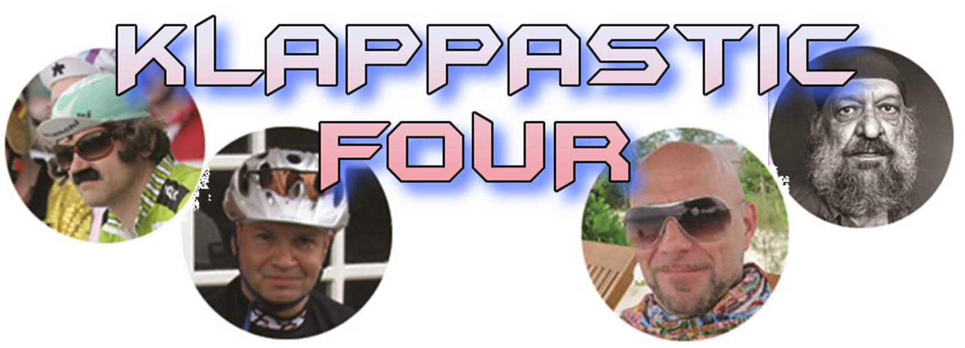 Team-Logo The Klappastic Four