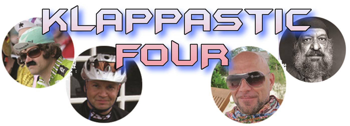 Team-Logo The Klappastic Four