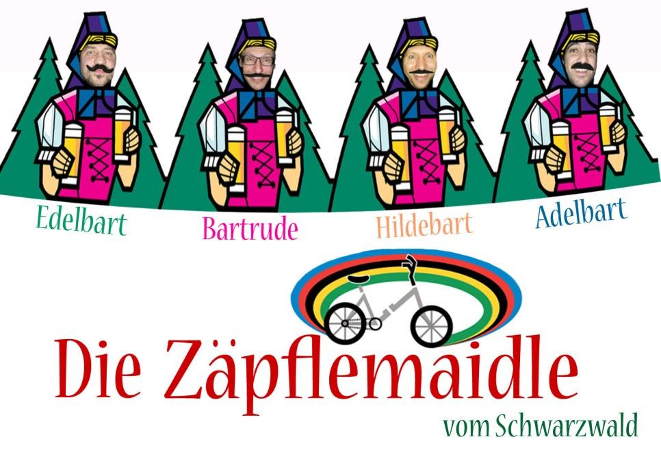 Team-Logo Schwarzwaldzäpflemaidle
