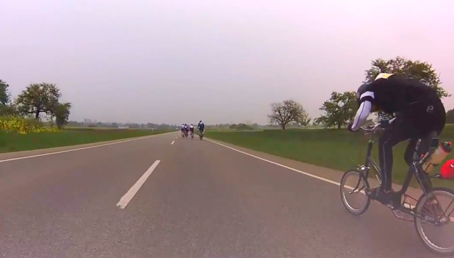 Topspeed 54,7 Km/h