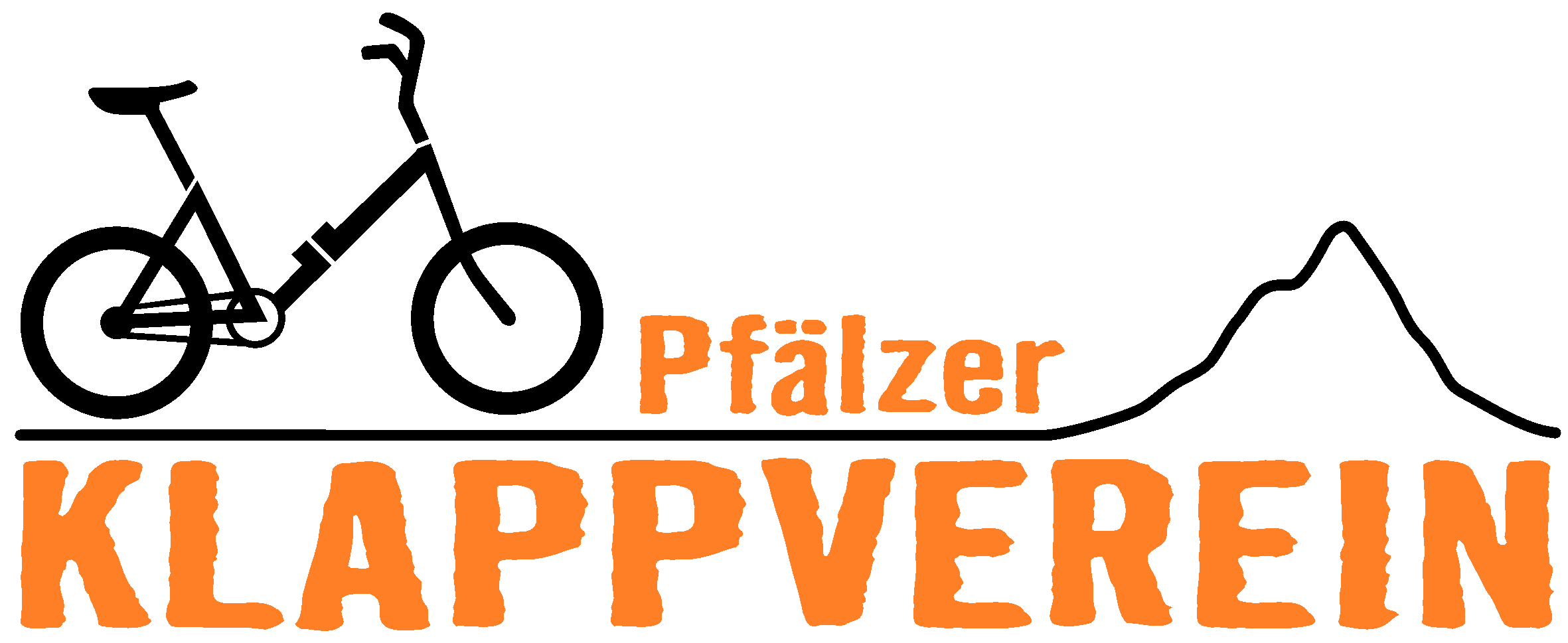 Logo Pfaelzer Klappverein orange schwarz