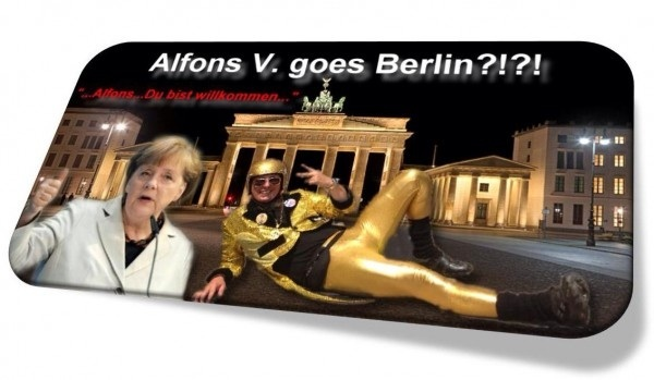 alfons goes Berlin