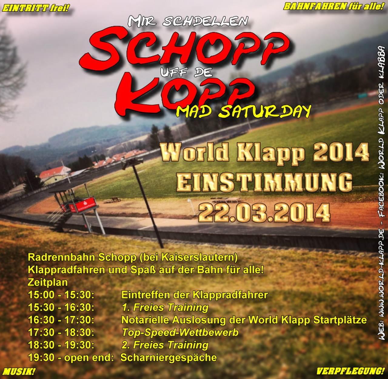 Schopp-Plakat