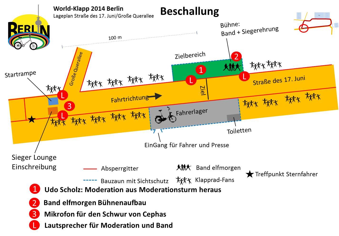 World-Klapp 2014 Lageplan Beschallung