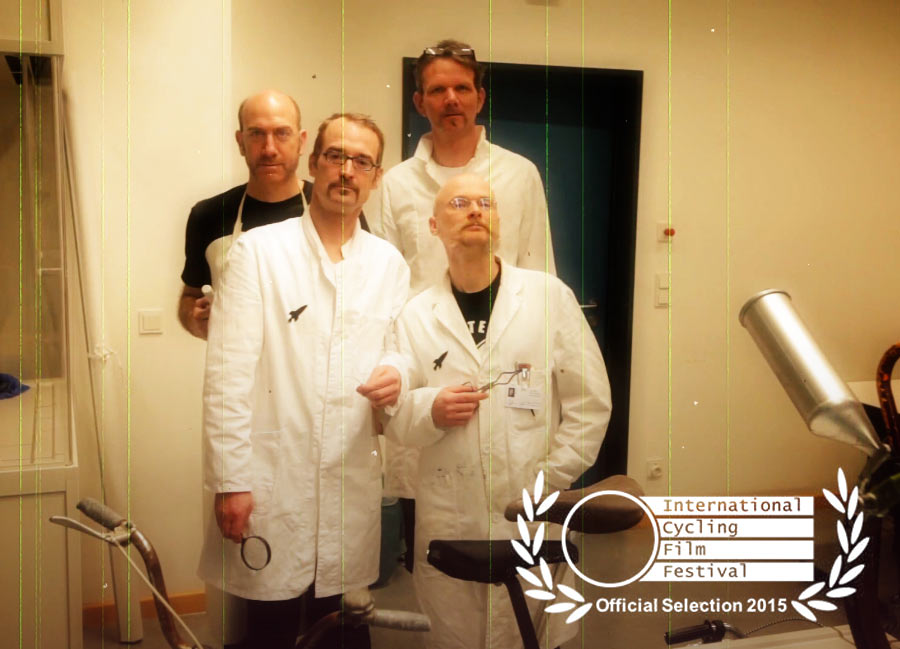 Rakete Frankfurt Official Selection ICCF 2015