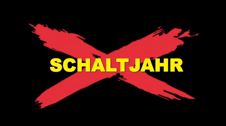 2016 - Schaltjahr